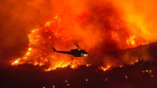 Wildfires, Excessive Heat And Potential Blackouts Threaten California