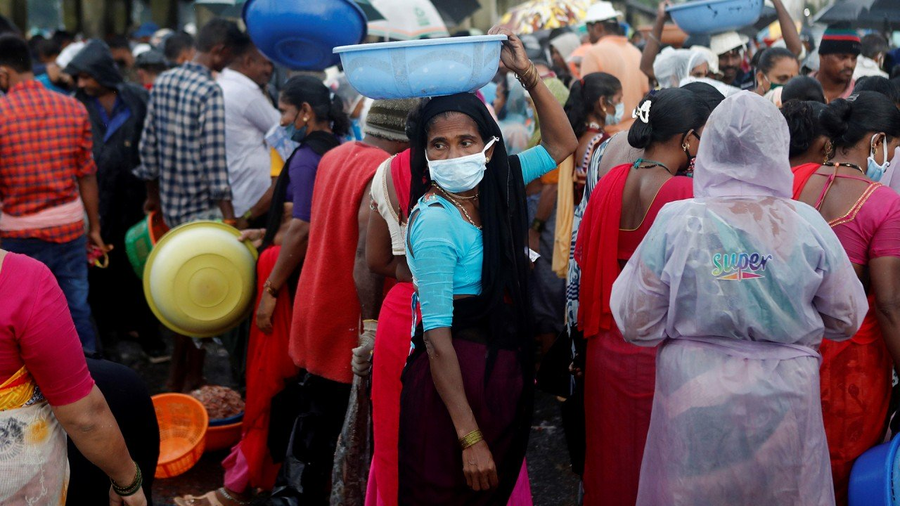 Coronavirus latest: India overtakes Brazil with second-highest number of cases